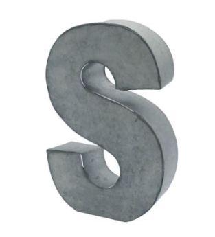 galvanized s